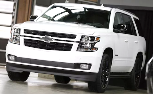 2019 Chevy Tahoe Rst Release Date Chevy Tahoe Chevrolet