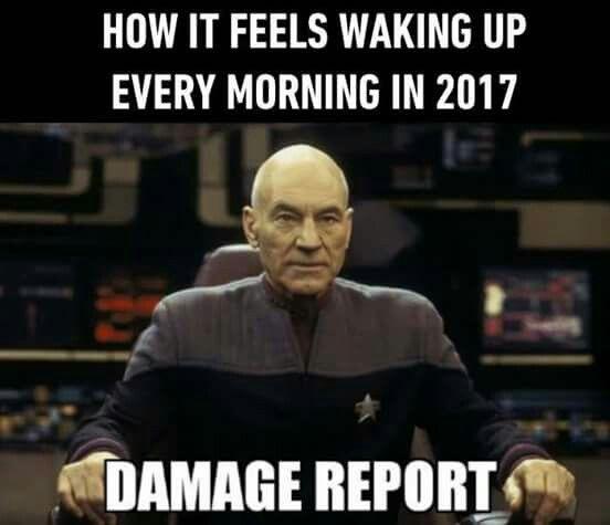 Damage Report New Star Trek Star Trek Series Star Trek