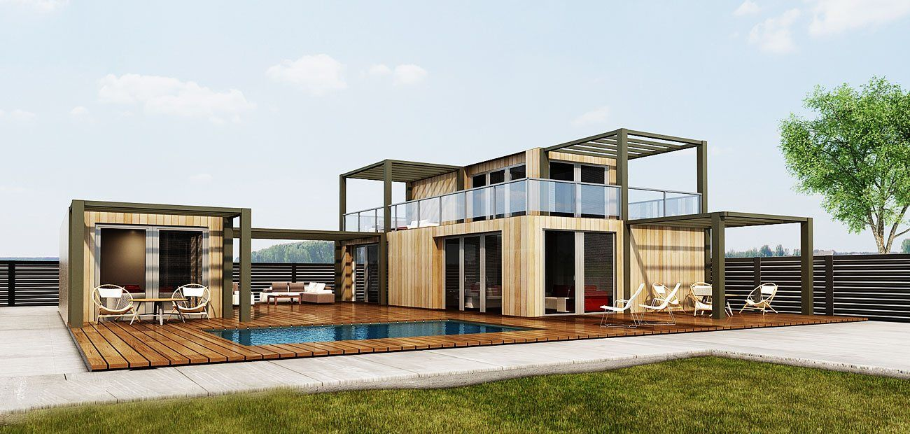 BAUHU HOMES Premium quality factory built homes and modular