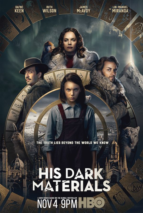 "'His Dark Materials': S01.E01. "" Lyra's Jordan"" Review"