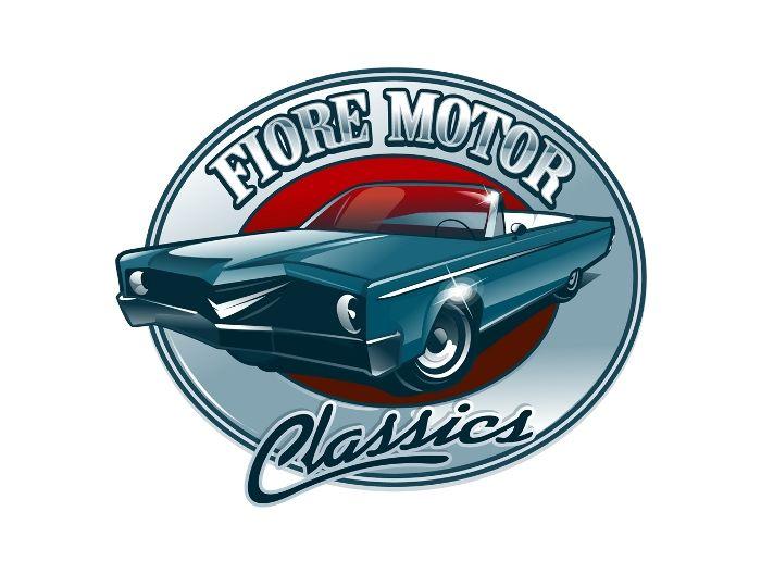 Fiore Motor Classic Cars Logo Car Logos Pinterest Logos