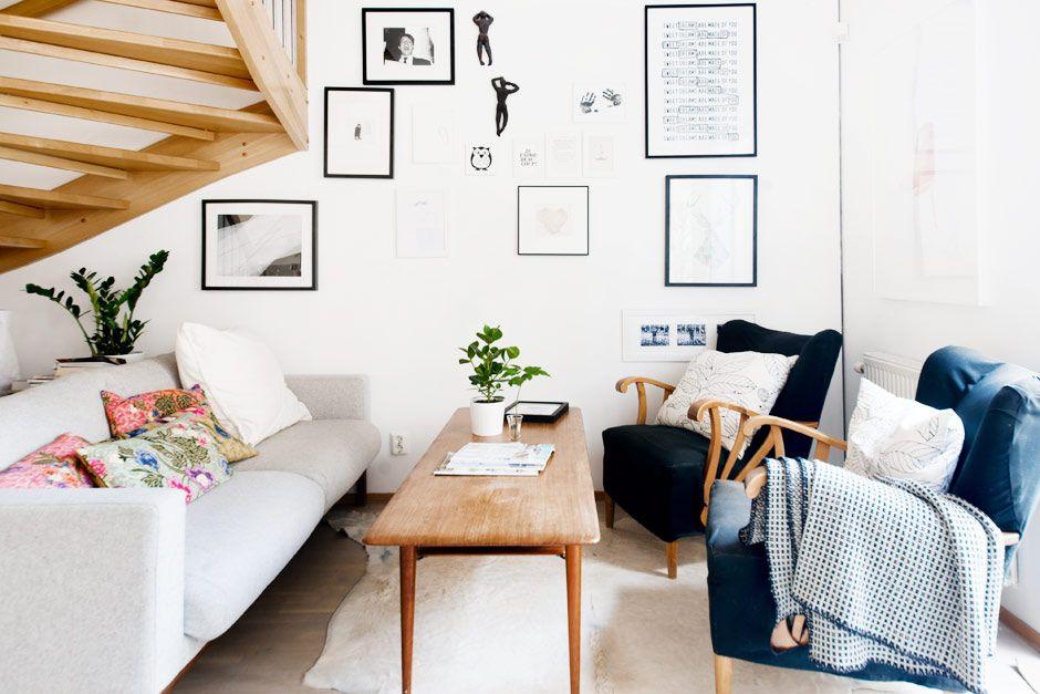 Kid & Coe | The Salongsgatan Residence | Sweden