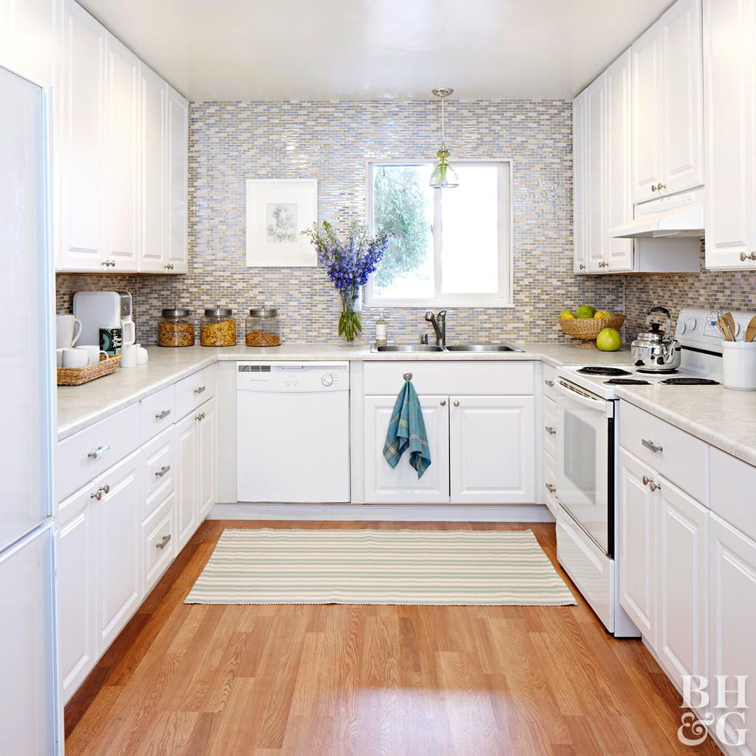 How to Clean Laminate Floors | Delightful Kitchen Designs ...