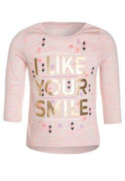 9d1a06994 OshKosh - Camiseta manga larga - coral heather   remera manga larga ...