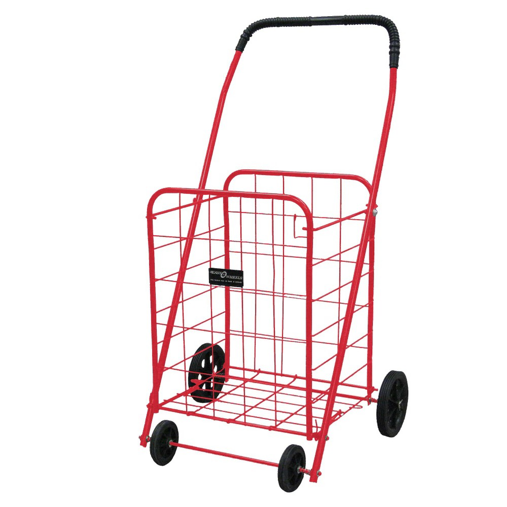Narita Mitey-A Shopping Cart, Red