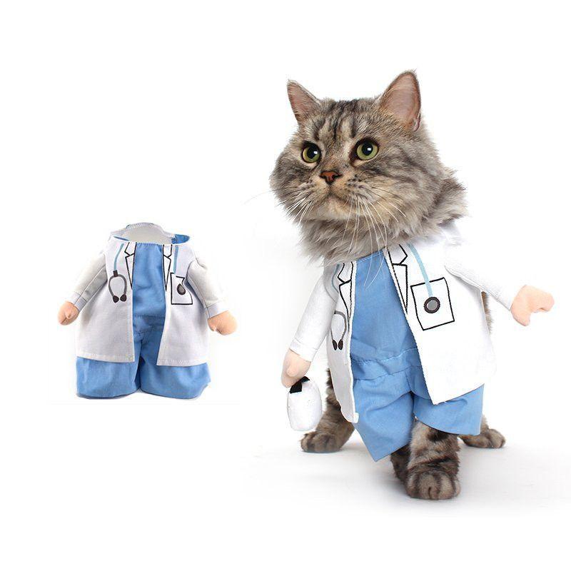 fb6da5b3157f13 Cat Doctor Costume   Products   Pinterest