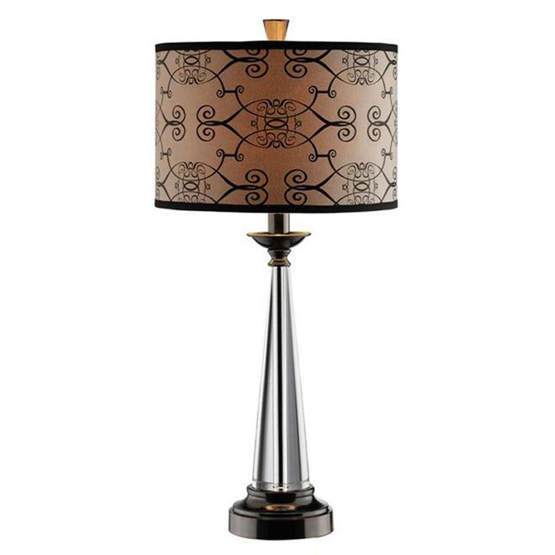 Too bad I just bought lamps. I LOVE this one! Contempo Baroque Table Lamp