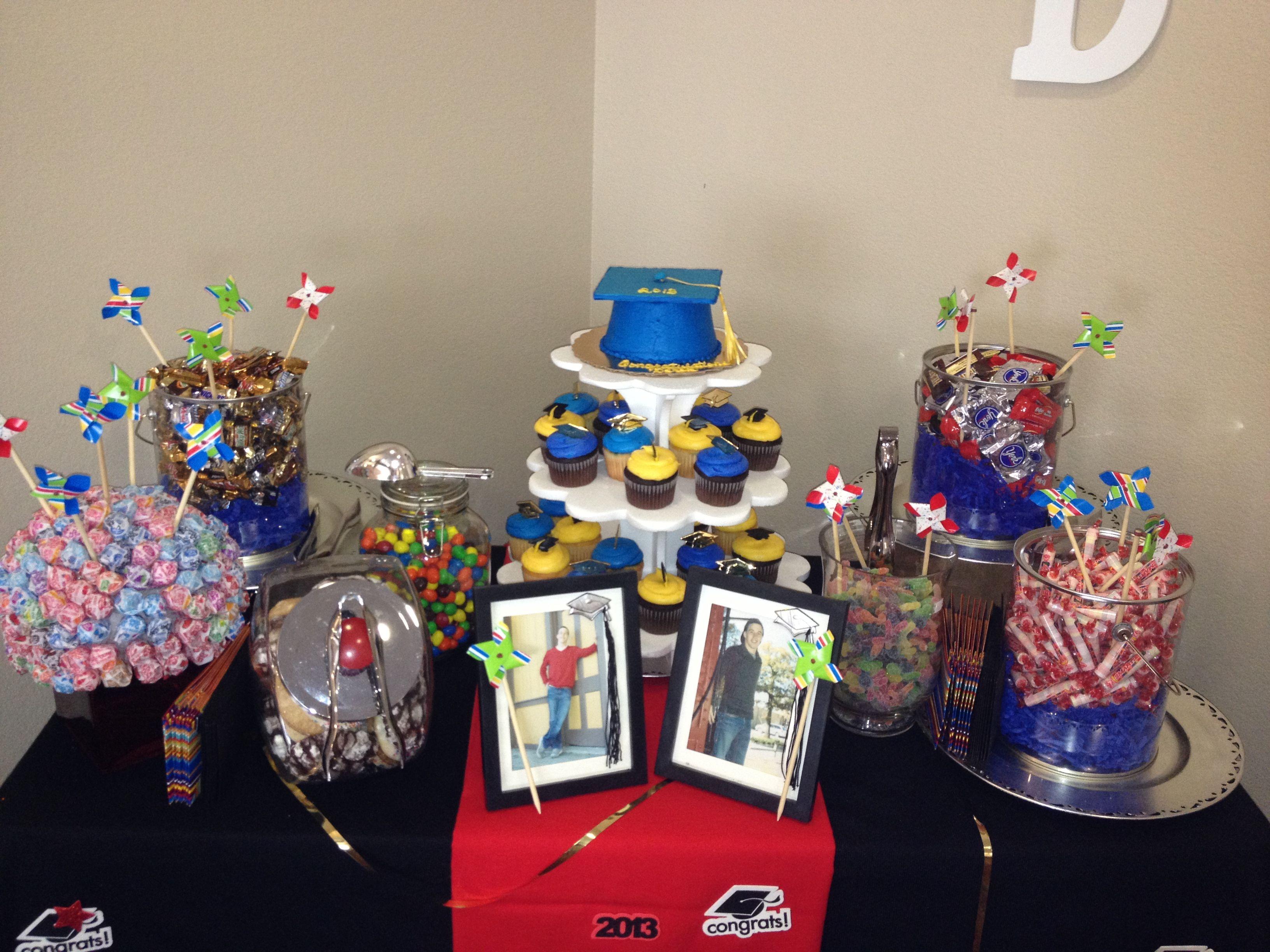 Graduation Candy Bar Party Ideas Pinterest