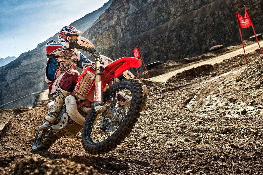 Gravel pit by Red Bull Photography #xemtvhay