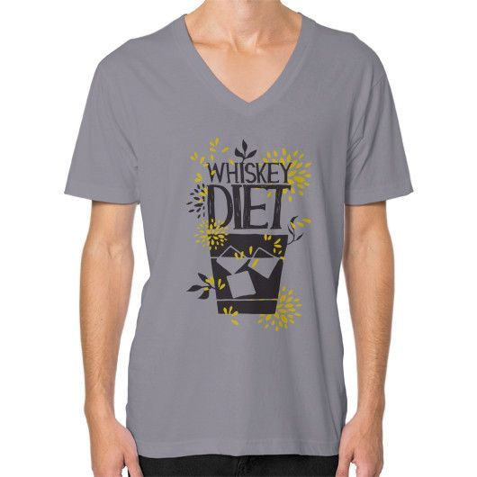 V-Neck Man - Whiskey Diet