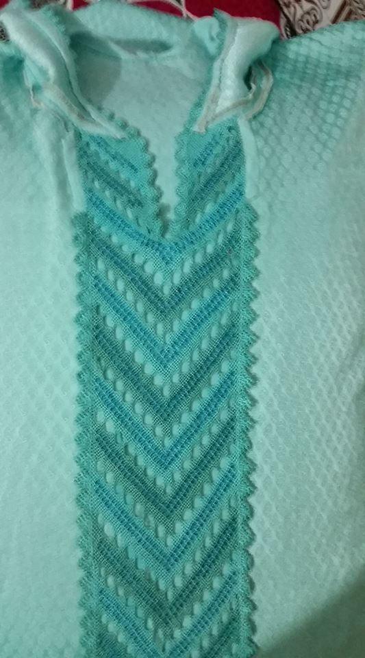 عدنا من جديد مع أجمل وأرقى الموديلات في الراندة المغربية Knitted Scarf Knitted Blog