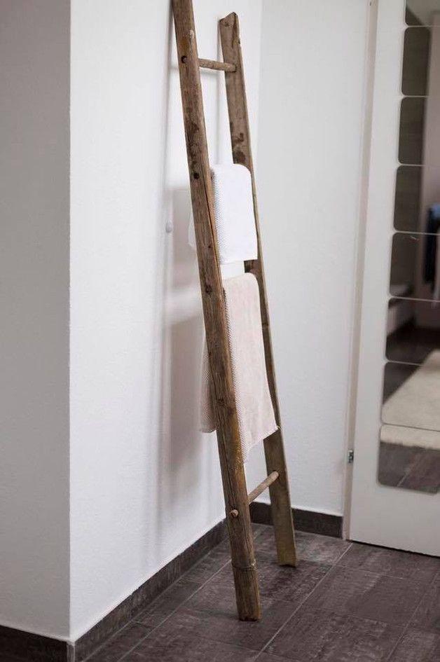 Holzleiter 100cm Altländer Art Etsy