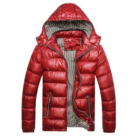 800181427679e BAR Winter Windproof Hooded Coats And Jackets