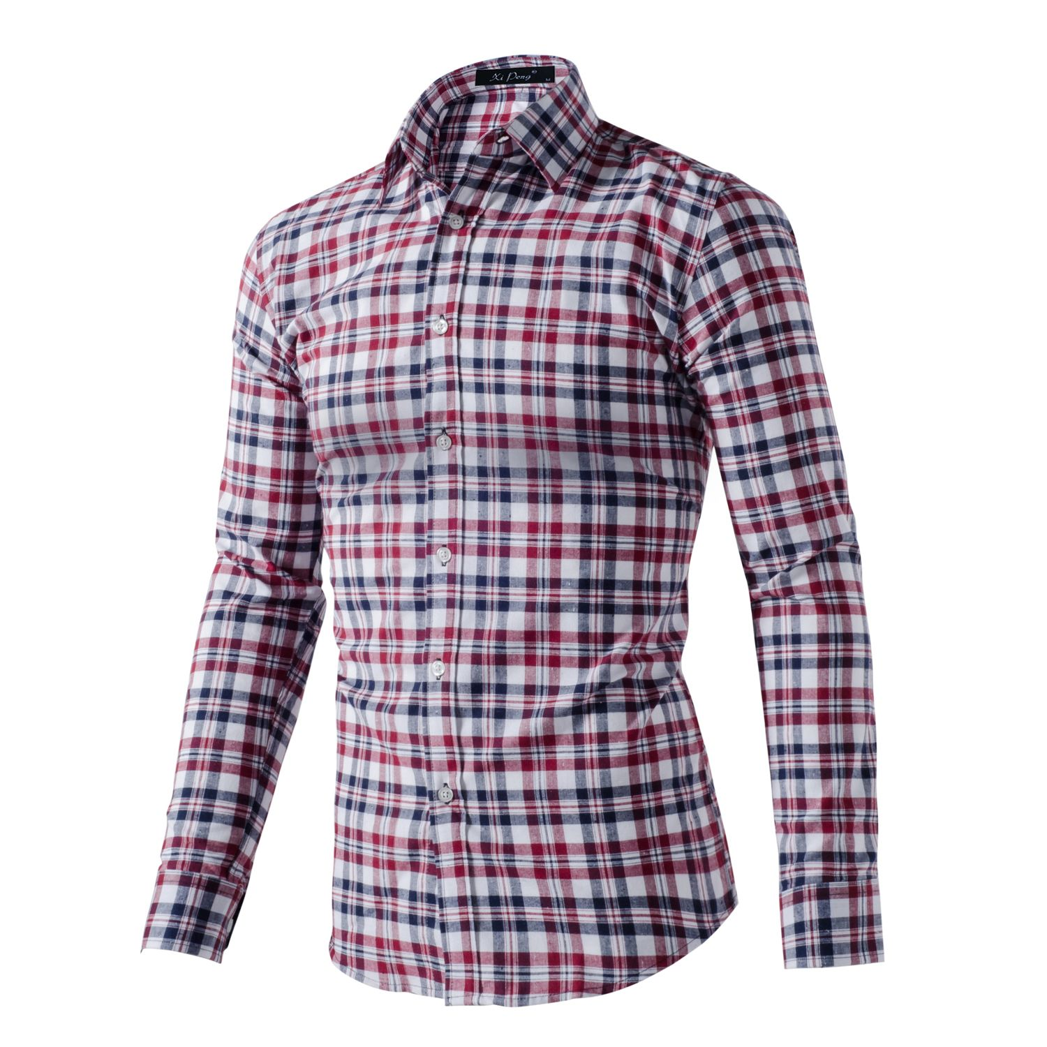fitted long sleeve shirt pattern