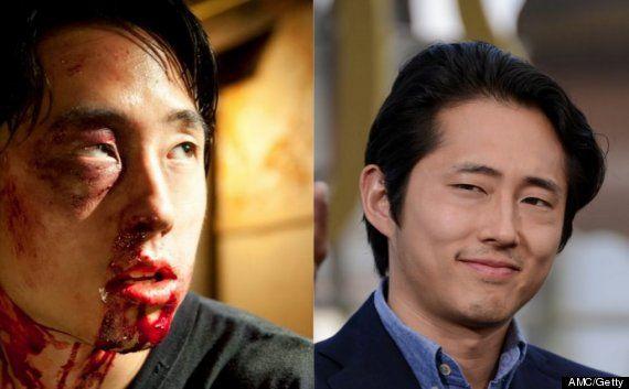 Cuarta temporada de The Walking Dead: la verdadera cara de los ...