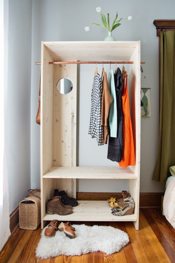 Garderobe Selber Bauen garderobe selber bauen eine garderobe selbst bauen