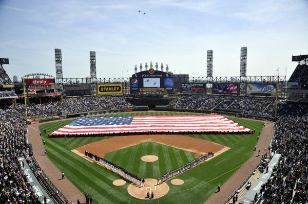 Active Duty Can Get A Free Ticket To Chicago White Sox Home Games