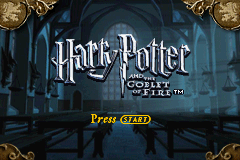 Harry Potter And The Goblet Of Fire Rom Download For Gameboy Advance Gba Coolrom Com Goblet Of Fire Gameboy Advance Gba