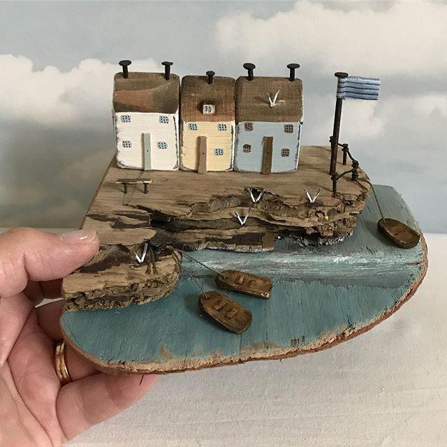Driftwood Chandelier Beach Houses