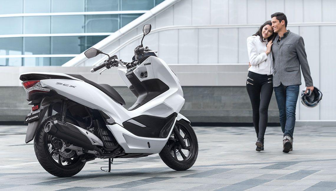 Spesifikasi Review Dan Daftar Harga Honda Pcx Terbaru Honda Motor Kendaraan