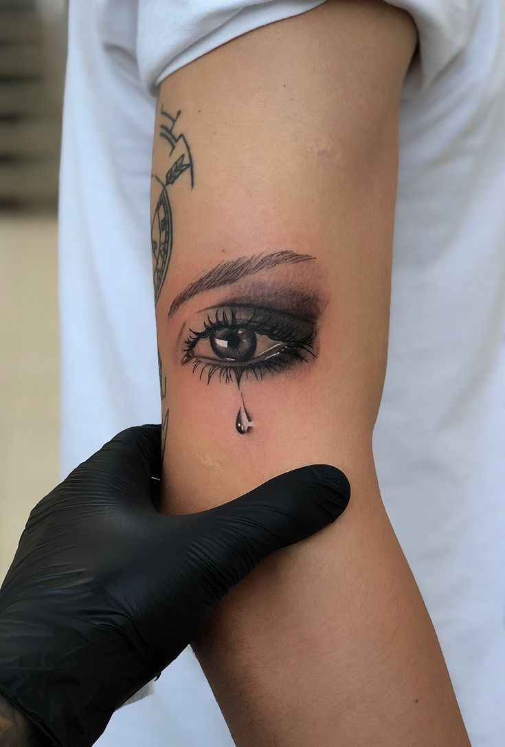 Augentätowierung   - Tattoos - #Augentätowierung #Tattoos #realisticeye Augentätowierung   - Tattoos - #Augentätowierung #Tattoos #realisticeye