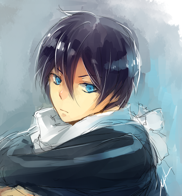 Yato Speedpaint by on deviantART