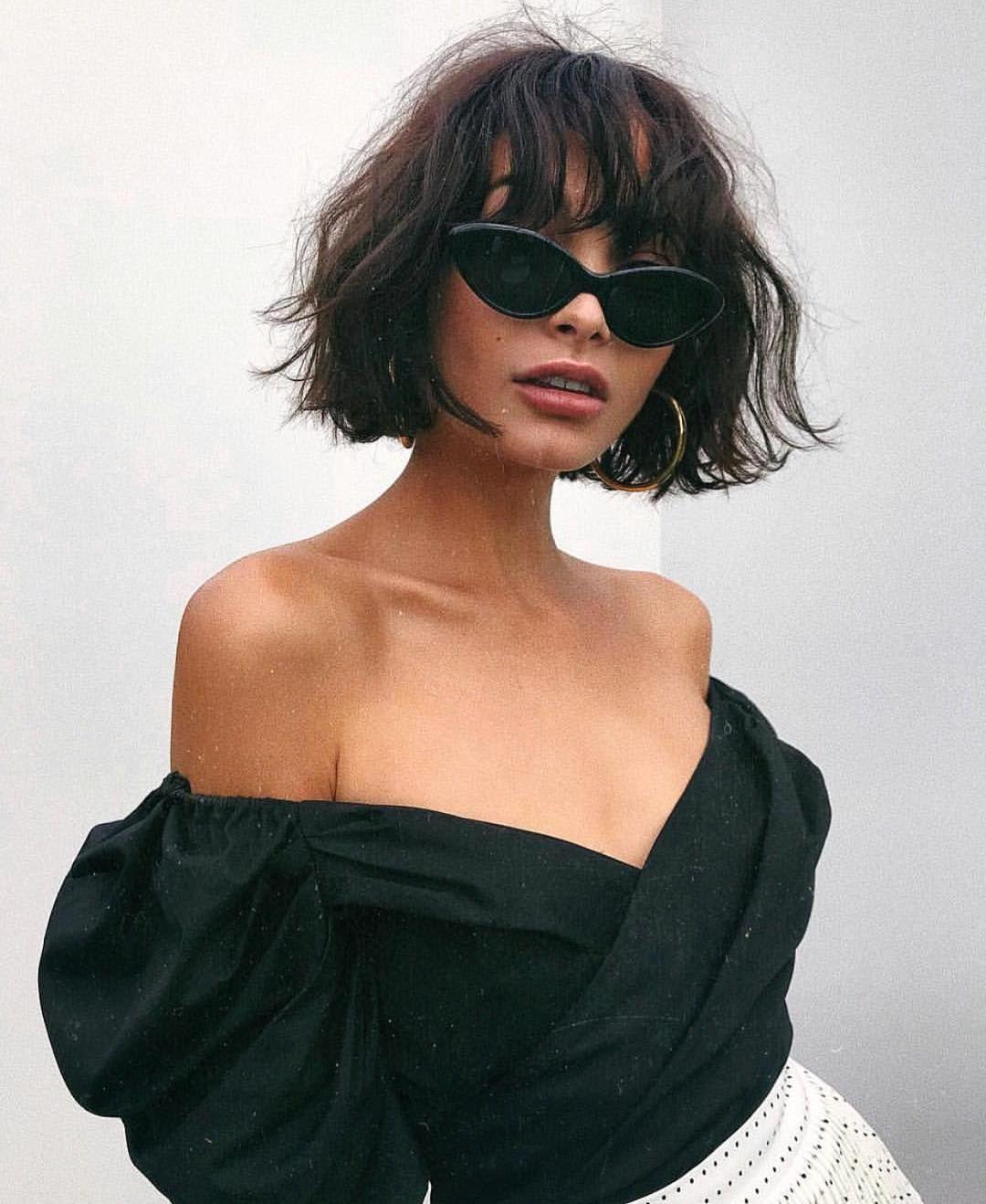 popular international hair trends haircuts photos 波波 烫