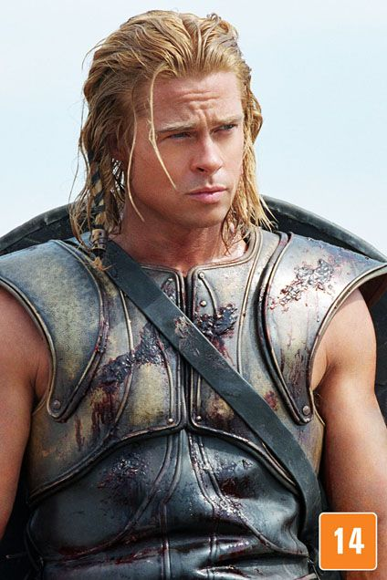 Image result for brad pitt troy