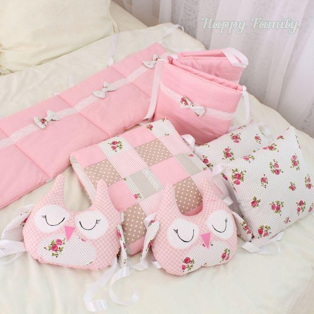 Одеяло для новорождённых в кроватку своими руками