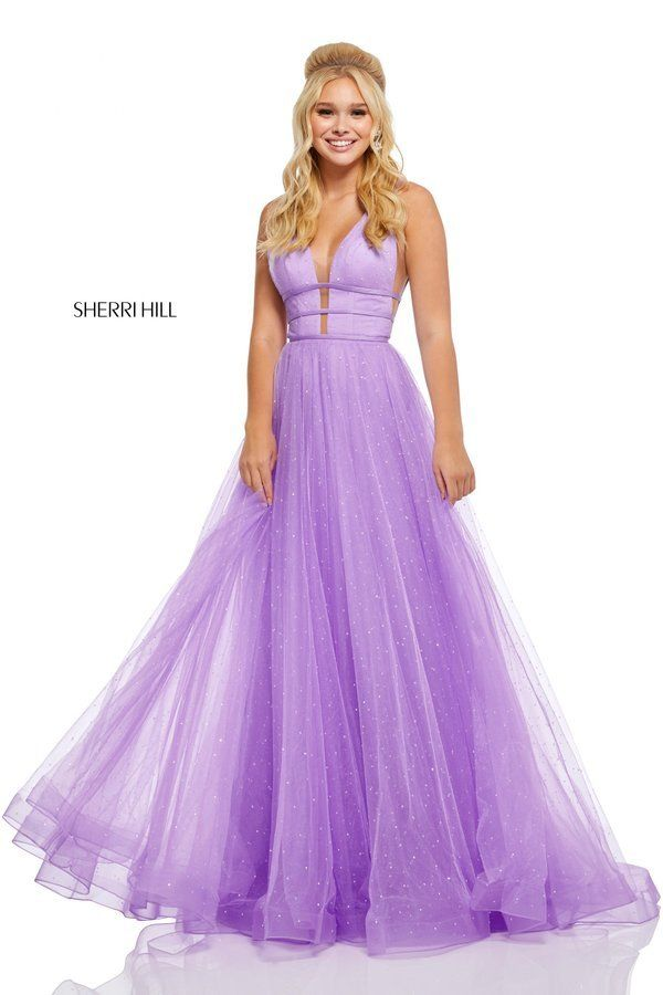 1c12ebded8a1 Sherri Hill Style 52737   Spring 2019 Prom Dresses and Social ...