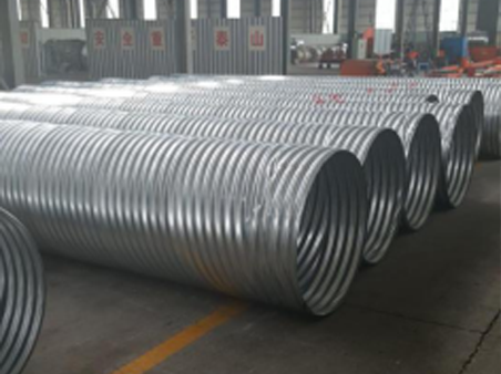 Pin On Hel Cor Galvanized Corrugated Steel Pipe