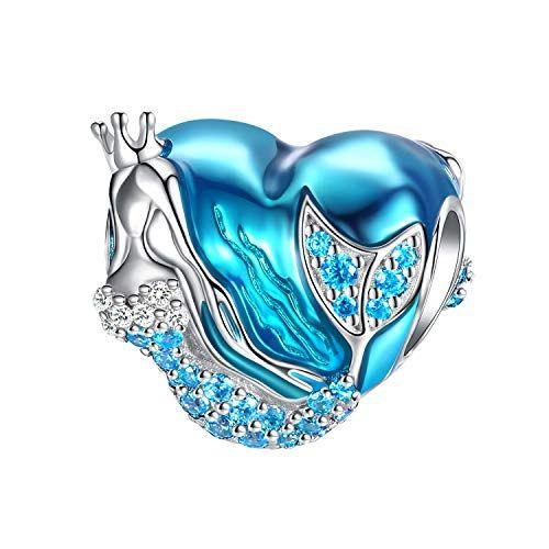 coupon de réduction Meilleure vente regarder Sirène Charms Pandora Charms Bracelet, Argent sterling 925 ...