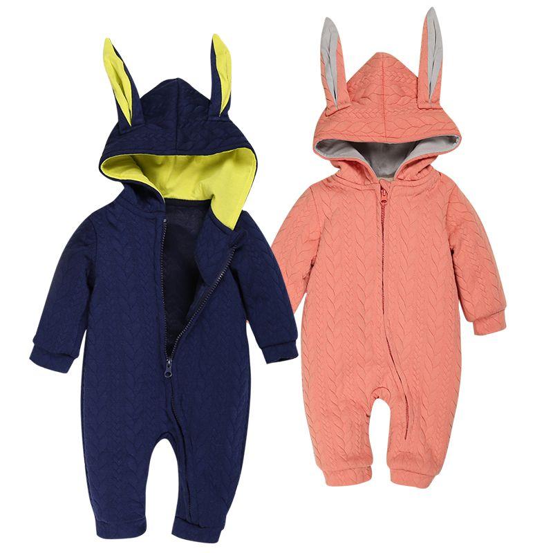 1b5cf7284360 Fashion baby newborn snowsuit warm baby snowsuits winter romper ...