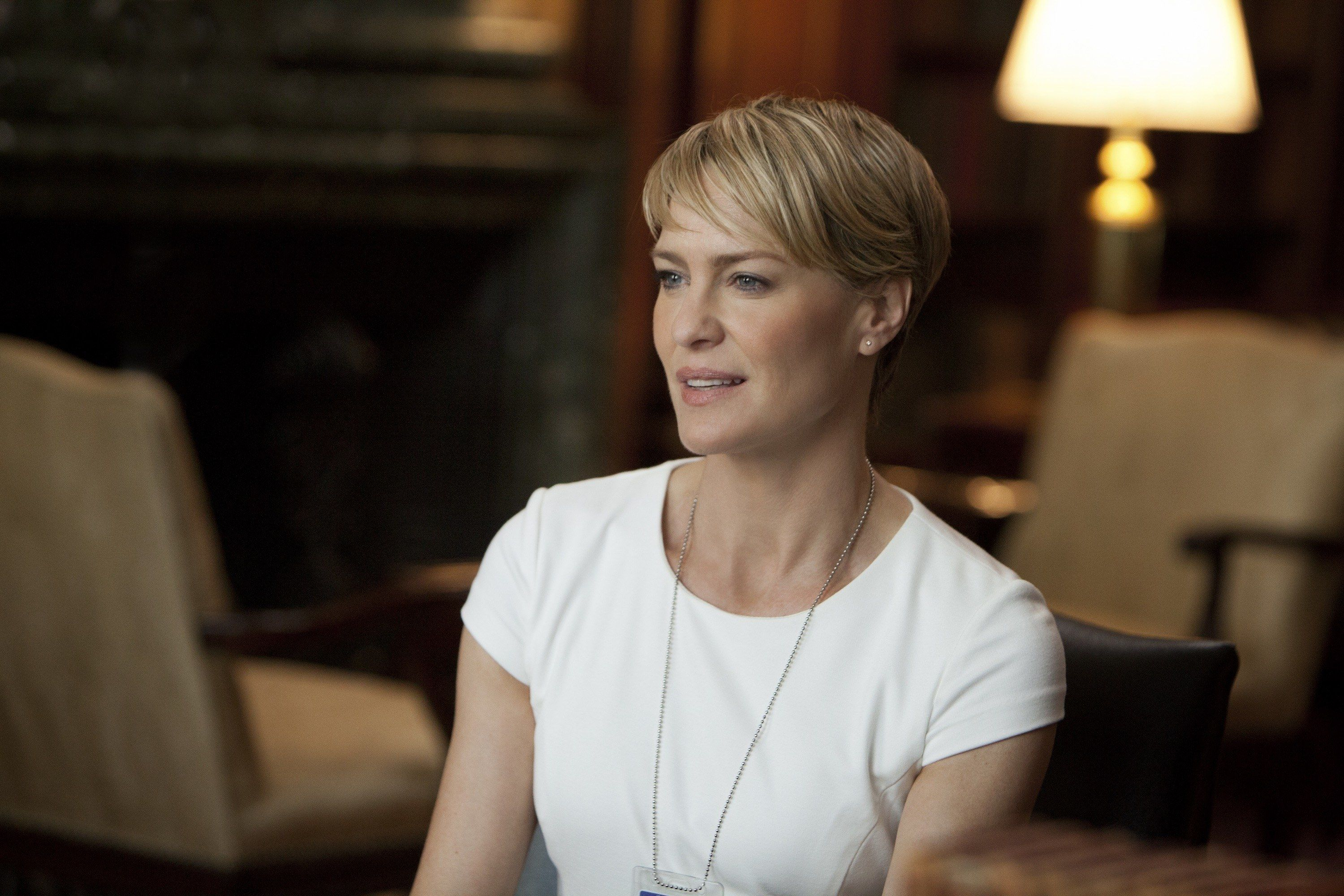 Robin Wright S 15 Best Hair Moments In House Of Cards Robin