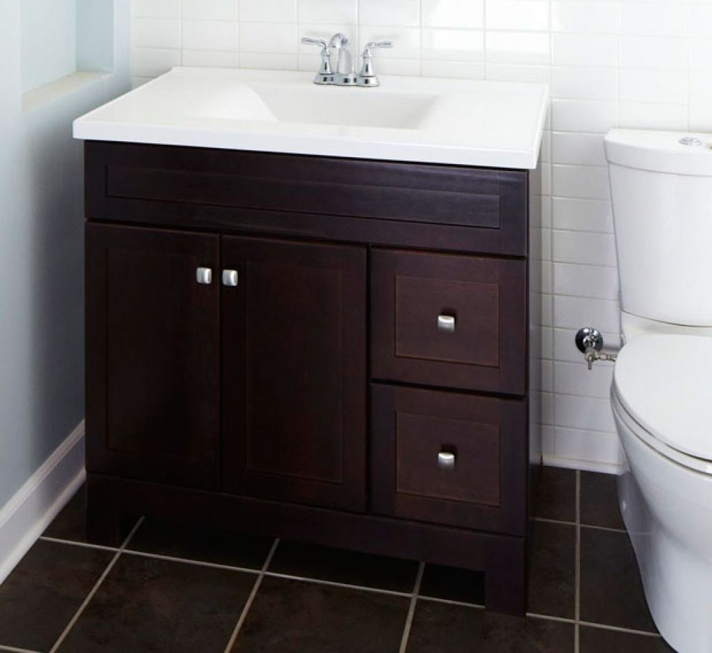 Awesome lowes bathroom vanities with sinks home interior designing ...