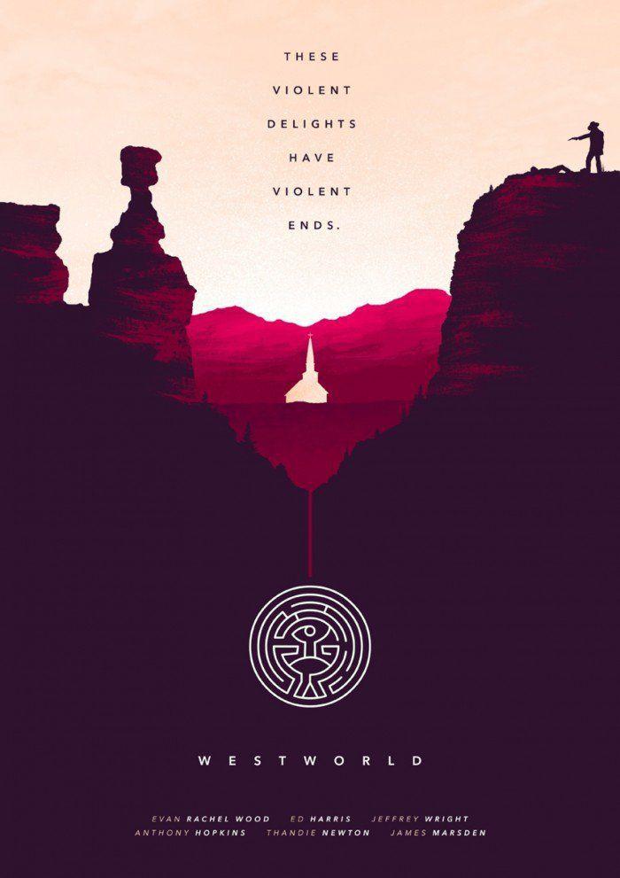 Joseph Harrold S Westworld Poster Westworld Westworld Hbo Westworld Tv Series
