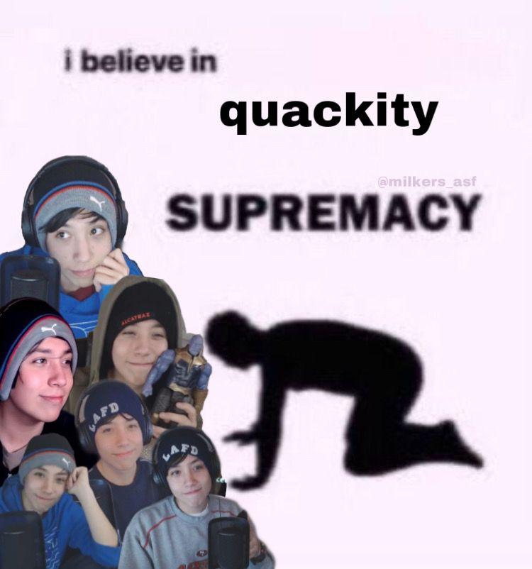 Quackity Facebook Meme In 2021 My Dream Team Memes Haha Funny