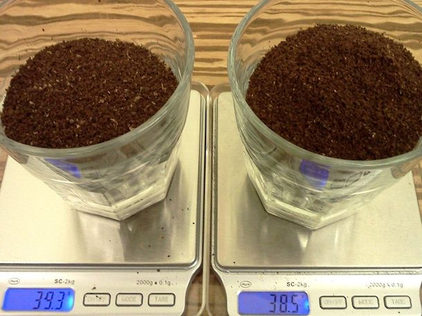Why You Should Use A Scale To Brew Coffee Coffee Brewing Coffee Tastes Better Coffee Roasting