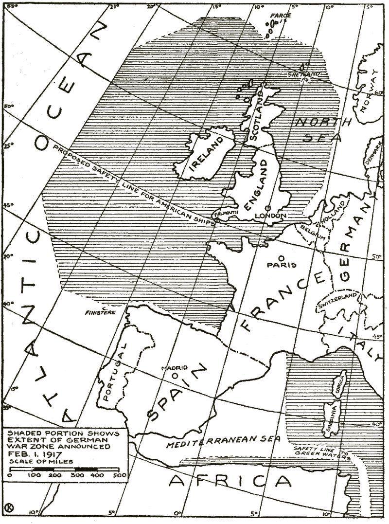 Submarine Map : submarine, Explain, World, German, Submarines