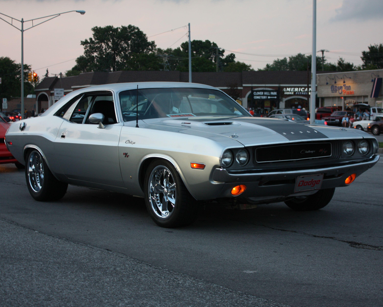 1970 Dodge Challenger RT | Fabulous old cars | Pinterest ...