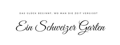 Ein Schweizer Garten: DIY - Pappmache