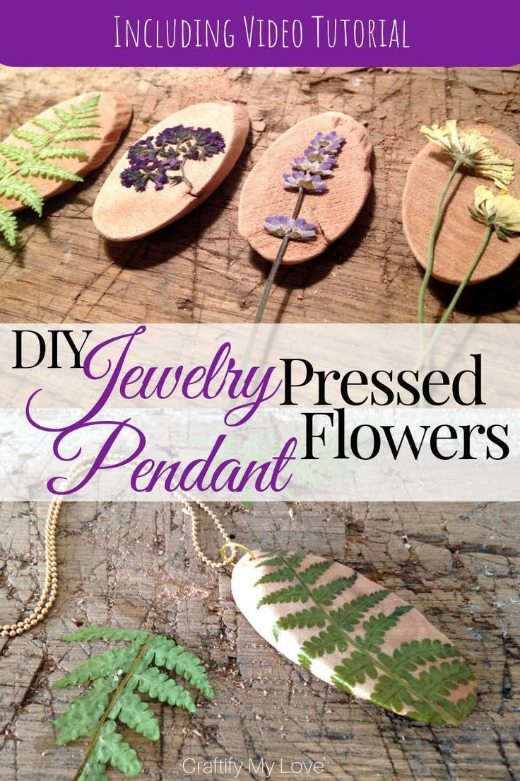 Photo of DIY Pressed Flowers Pendant using a Driftwood Base,  #Base #DIY #diyjewelrytutoriapendants #D…