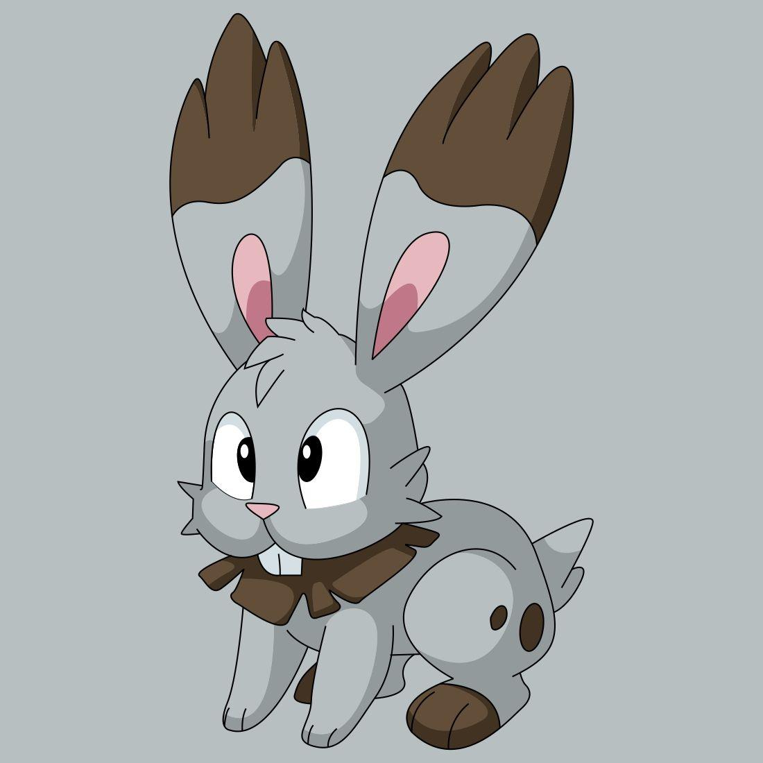 Bunnelby, Pokemon XY