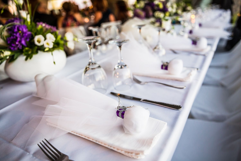wedding deco purple greece paros chaniotis golden beach lafetegr ...