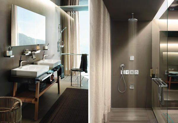Hansgrohe lancia i rubinetti di design per l arredo bagno di lusso
