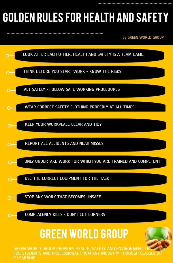 Workplace safety dress code rules