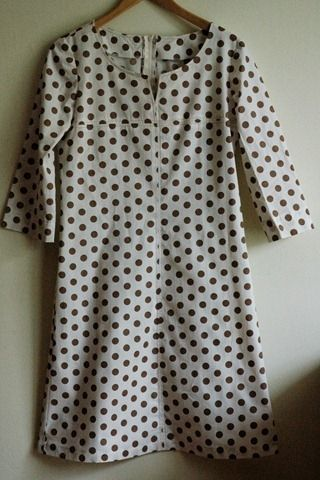 Patron gratuit robe tunique facile