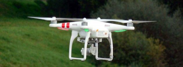 Tres ideas brillantes para el uso de drones