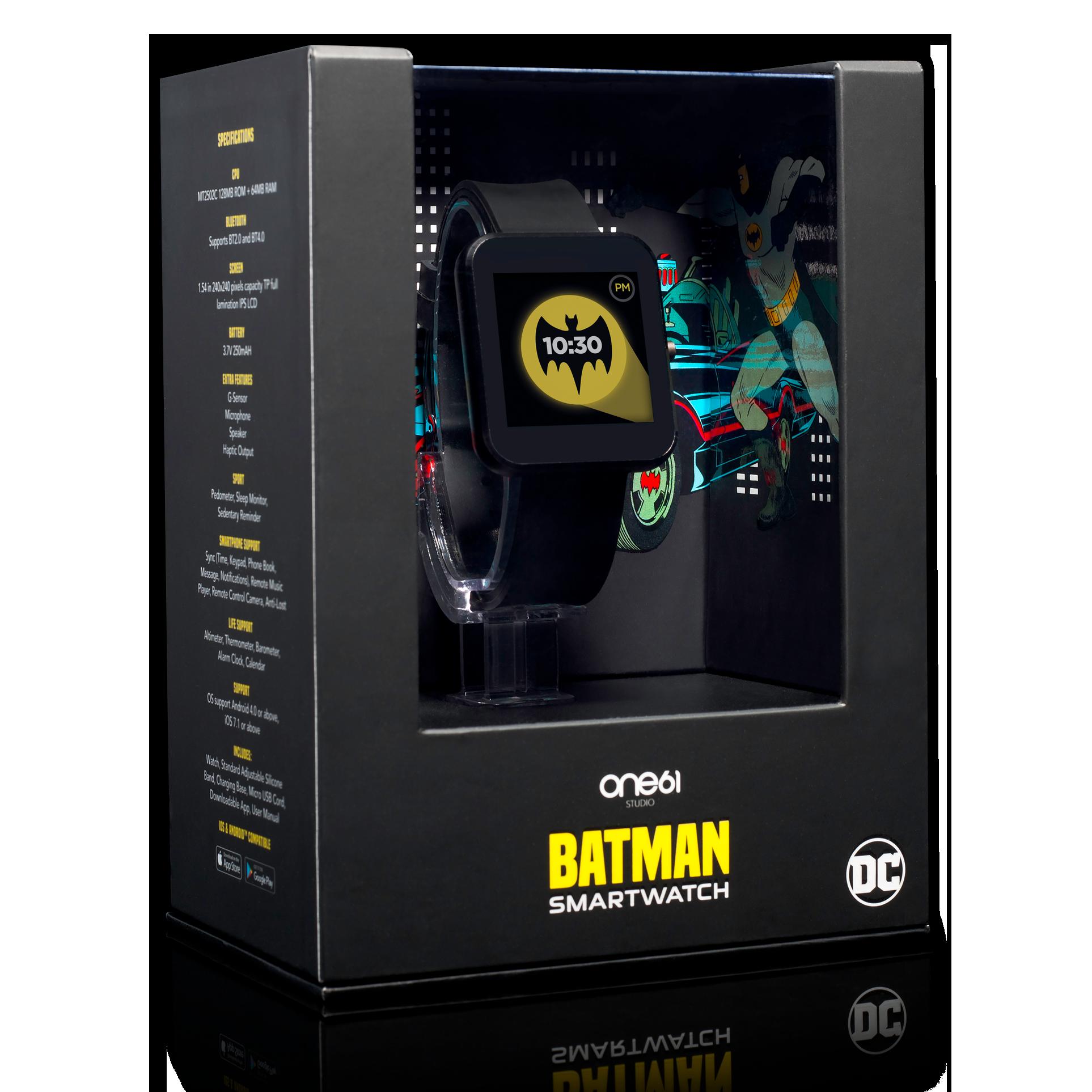 The Batman Smartwatch — One61 | Facetime | Smart watch