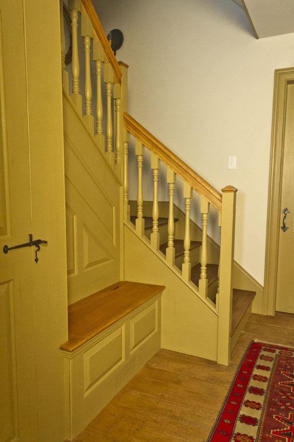 Best Colonial Authentic Staircases By Sunderland Period Homes 400 x 300